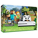 ZQ9-00068 Xbox One S 500GB Minecraft 同梱版 4549576059068