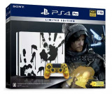PlayStation 4 Pro DEATH STRANDING LIMITED EDITION CUHJ-10033 4948872311564